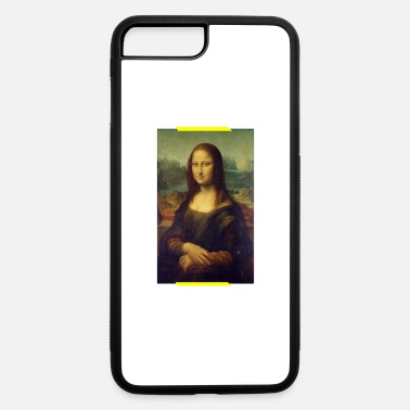 Streetwear MONALISA streetwear Gioconda off logo White - iPhone 7 Plus/8 Plus Rubber Case