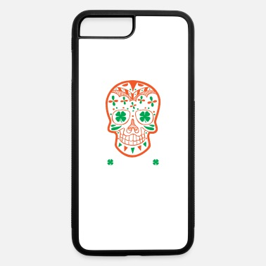 Day St. Patrick's Day Sugar Skull Day Of The Drunk - iPhone 7 & 8 Plus Case