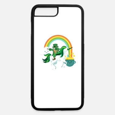 St Patricks Day Funny St Patricks Day Leprechaun Party gift Paddy - iPhone 7 & 8 Plus Case