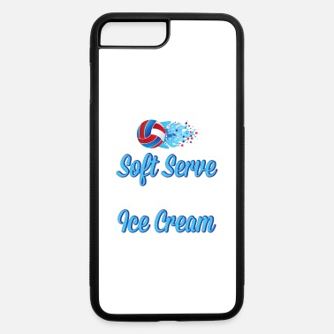 Funny Volleyball Funny Volleyball or Volleyball Lover Gift - iPhone 7 & 8 Plus Case