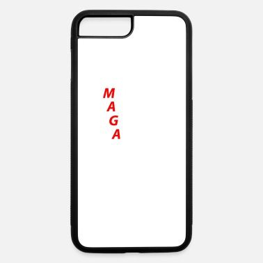 Morons Are Governing America Anti Trump Political T-shirt - iPhone 7 & 8 Plus Case