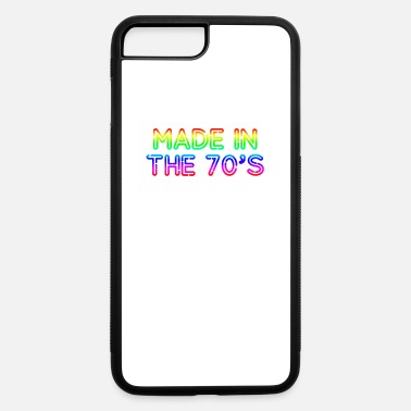 70s made in the 70s - iPhone 7 & 8 Plus Case