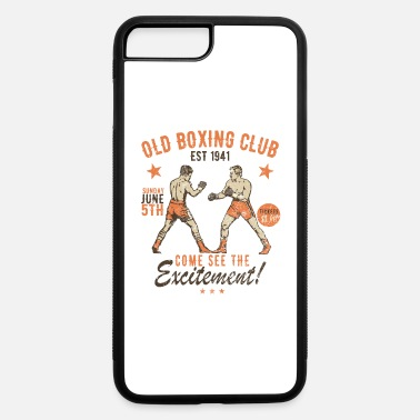 Vintage Old Boxing Club - iPhone 7 & 8 Plus Case