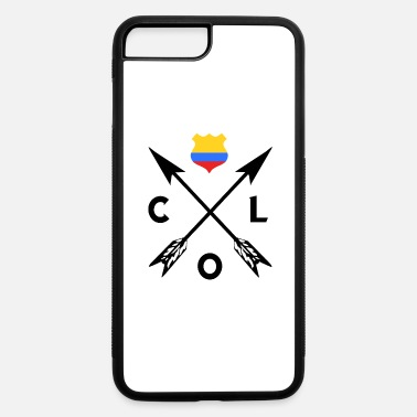 Fan Article Columbia Flagg Soccer Fan Article Gifts - iPhone 7 & 8 Plus Case