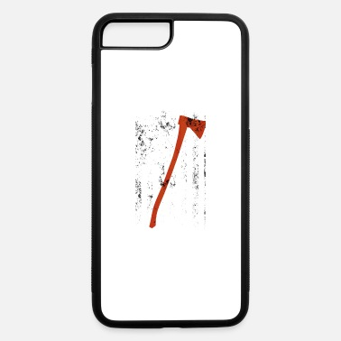 Fighter fire fighter - iPhone 7 Plus/8 Plus Rubber Case