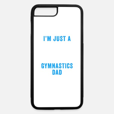 Gymnastics Dad Blue Gymnast Light - iPhone 7 & 8 Plus Case