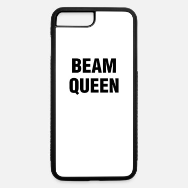 Gymnastics Beam Queen Gymnast Dark - iPhone 7 & 8 Plus Case