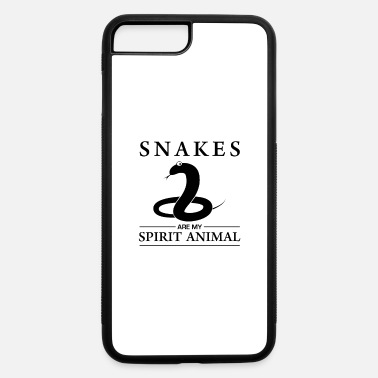 Snake Snakes Snake - iPhone 7 & 8 Plus Case