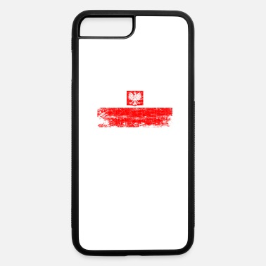 Polish Polish Eagle Polish Pride - iPhone 7 Plus/8 Plus Rubber Case