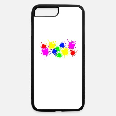 Color Splashes of color splashes of color color color du - iPhone 7 & 8 Plus Case