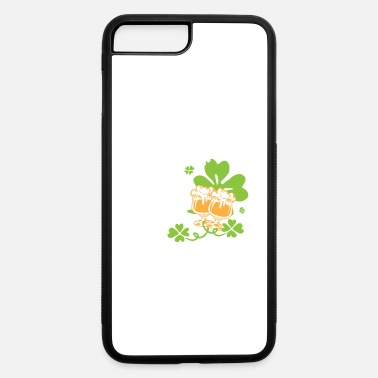 Two Drinking for Two St Patricks Day Pregnancy - iPhone 7 & 8 Plus Case