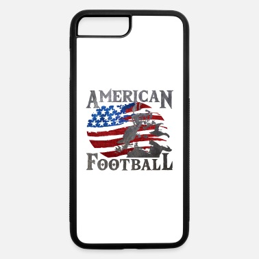 American Football American Football (American Flag) - Football - iPhone 7 Plus/8 Plus Rubber Case