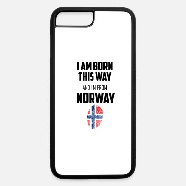 Norway Norway - iPhone 7 & 8 Plus Case