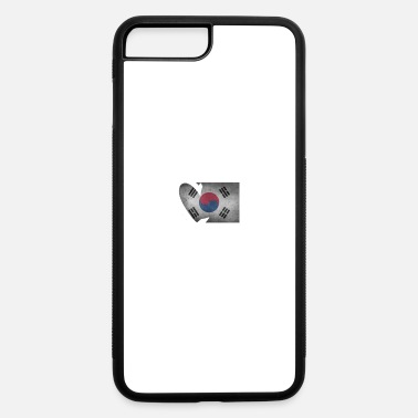 South south korea2 - iPhone 7 Plus/8 Plus Rubber Case