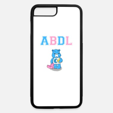 Ageplay ABDL DDLG Brat Little Ageplay Adult Baby - iPhone 7 & 8 Plus Case