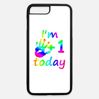 Im 6 Today 6th Birthday I'm 6 today 6 years old t-shirt gift - iPhone 7 & 8 Plus Case