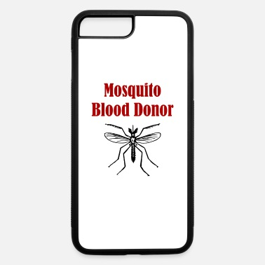 Blood Donor mosquito Blood Donor - iPhone 7 & 8 Plus Case