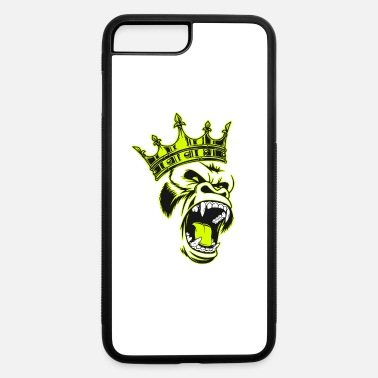 Angry Gorilla King roar Gift - iPhone 7 & 8 Plus Case