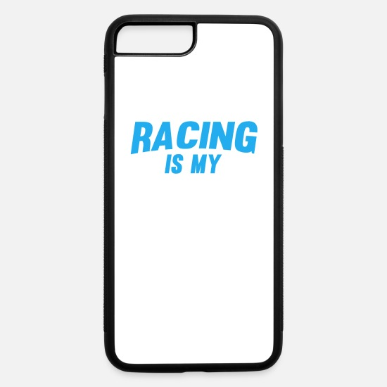 Car iPhone Cases - cars - iPhone 7 & 8 Plus Case white/black
