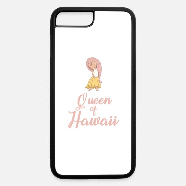 Hawaii Hawaii - iPhone 7 Plus/8 Plus Rubber Case