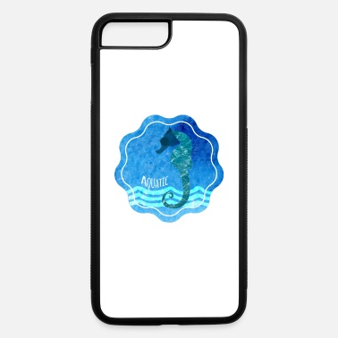 Aquatic Aquatic Seahorse - iPhone 7 & 8 Plus Case