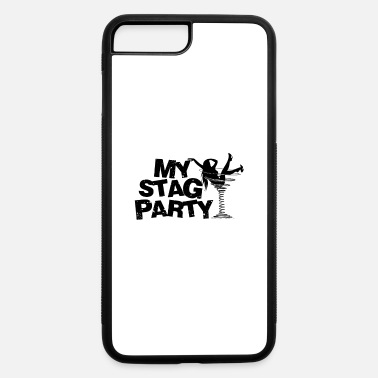 Stag Hen Party Hen Party Stag Party Girl Gift - iPhone 7 & 8 Plus Case