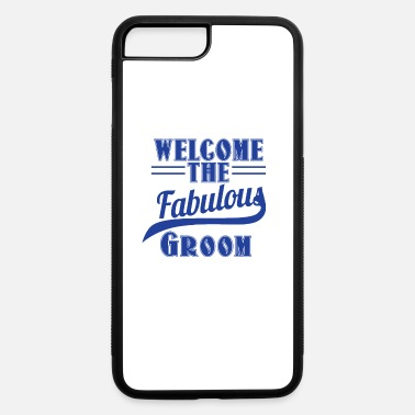 Groom groom - iPhone 7 & 8 Plus Case