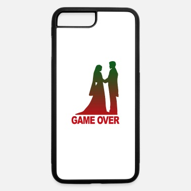 Game Over GAME OVER! - iPhone 7 Plus/8 Plus Rubber Case