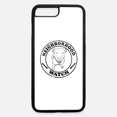 Neighborhood Neighborhood Watch - iPhone 7 Plus/8 Plus Rubber Case