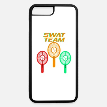 Blood Suckers Mosquito swat team blood sucker funny - iPhone 7 & 8 Plus Case