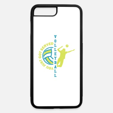 Volleyball Setter Volleyball - iPhone 7 Plus/8 Plus Rubber Case