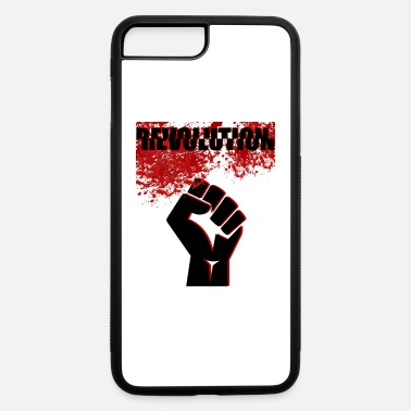 Revolution The Revolution - iPhone 7 Plus/8 Plus Rubber Case