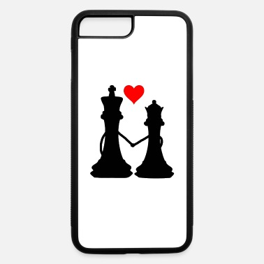 King King and Queen Chess - iPhone 7 & 8 Plus Case
