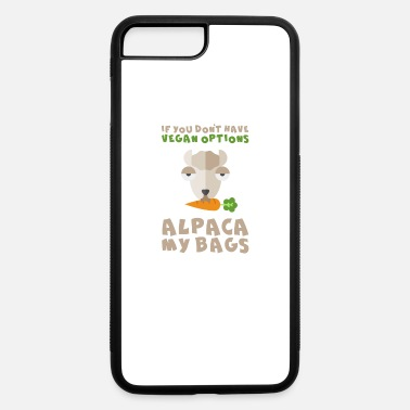 Alpaca Alpaca - iPhone 7 Plus/8 Plus Rubber Case