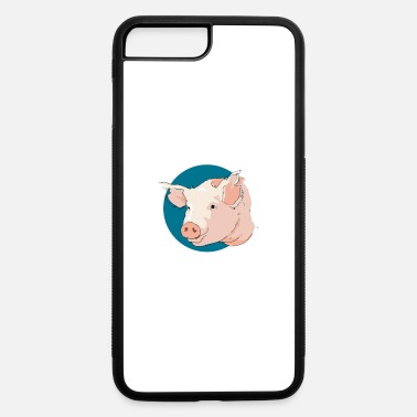 Fat The Inventors of bacon - iPhone 7 & 8 Plus Case