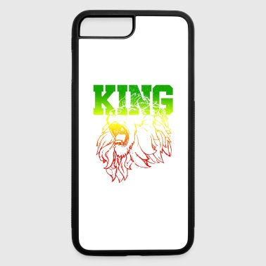 KING - Lion Of Judah - iPhone 7 Plus/8 Plus Rubber Case