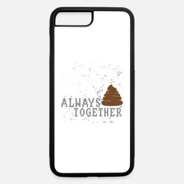 Wedding Day Wedding Valentine's Day Love Gift - iPhone 7 Plus/8 Plus Rubber Case