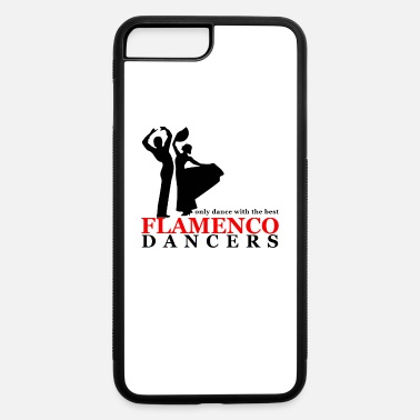 Flamenco Flamenco DancersFlamenco Spanish Dance Dancing Dan - iPhone 7 & 8 Plus Case
