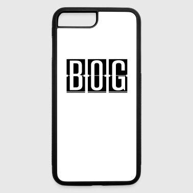 Bogota BOG Bogota Columbia Airport Code - iPhone 7 Plus/8 Plus Rubber Case