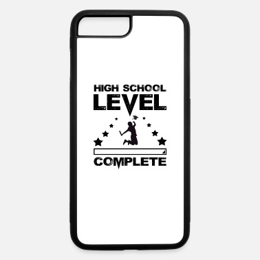 High School Graduate Gamer High School Graduate Graduation - iPhone 7 Plus/8 Plus Rubber Case