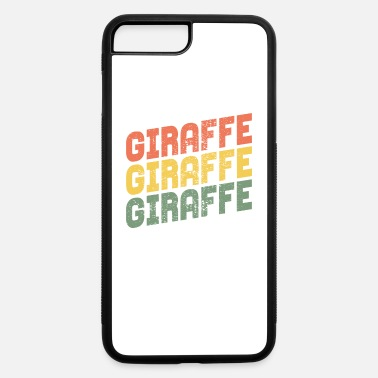 Giraffe GIRAFFE GIRAFFE GIRAFFE - iPhone 7 & 8 Plus Case