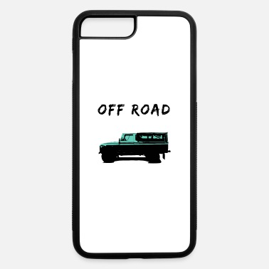 Off off road - iPhone 7 Plus/8 Plus Rubber Case