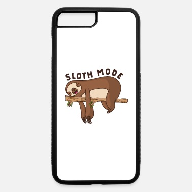 Chill Lazy Sleepy Sloth Mode - iPhone 7 & 8 Plus Case