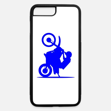 Attractive motorcycle attraction - iPhone 7 & 8 Plus Case