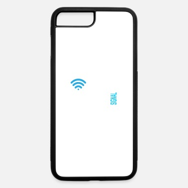 Mr. Clean you have to clean up Only When the wireless signal - iPhone 7 & 8 Plus Case