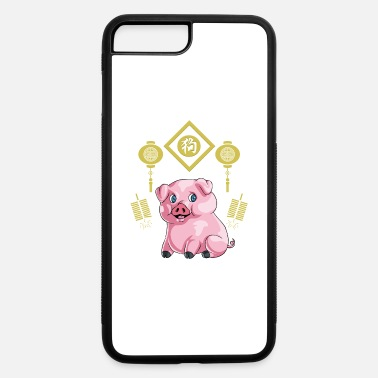 Chinese New Year Chinese New Year Pig - iPhone 7 & 8 Plus Case