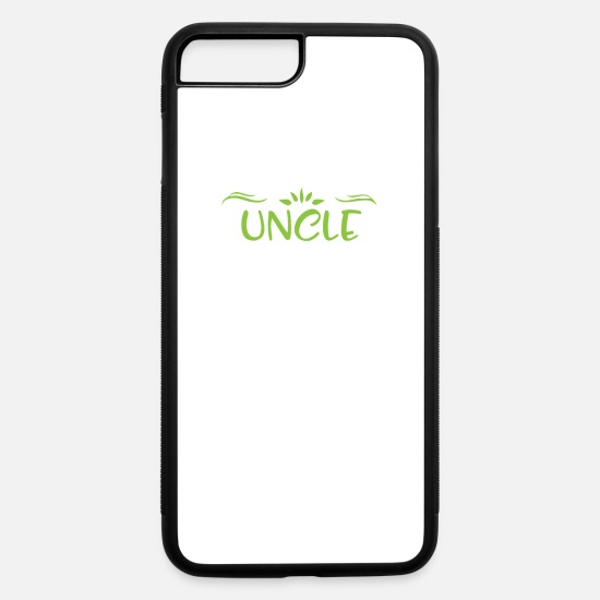 Uncle iPhone Cases - uncle - iPhone 7 & 8 Plus Case white/black