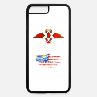 Country Northern Irish Grown With Malaysian Roots - iPhone 7 & 8 Plus Case