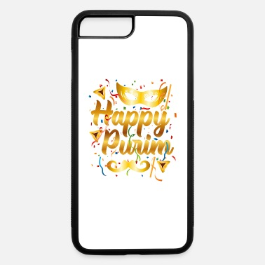Kill To Survive Happy Purim Mask Picture Ancient Jewish Holiday - iPhone 7 & 8 Plus Case