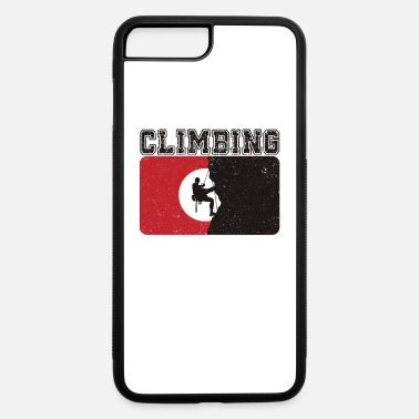 Mountain Climbing Mountain Climbing - iPhone 7 & 8 Plus Case
